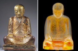 "'Among some practicing Buddhists it's been said that similar mummies ""aren't dead"" but are instead in an advanced state of meditation.'"