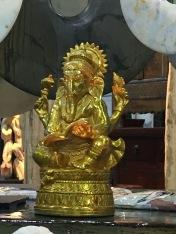 begin w/ Ganesha