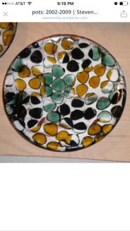 steven colby : potter; circa 2009