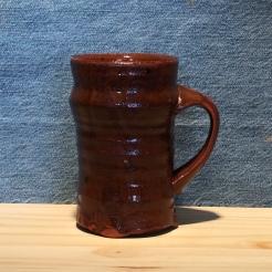 Pub Mug - deep red