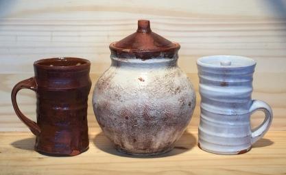 pairings, tea jar w/ toddy mugs, 2016