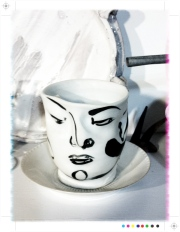 Akio Takamori white on white