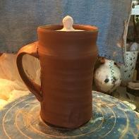 lidded mug