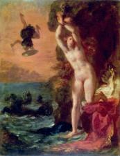 Delacroix_Andromeda