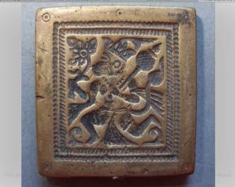 brass monkey king Mahakapi Jātaka