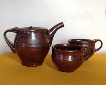 7. Teapot & Cups
