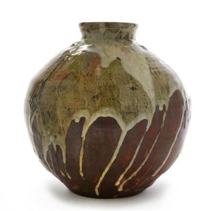anne-kjærsgaard-a-large-stoneware-vase