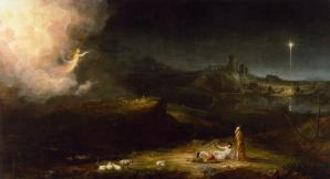 The_Angel_Appearing_to_the_Shepherds_(Thomas_Cole)